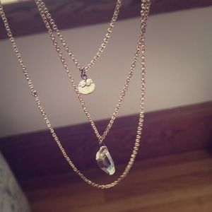 Jewelry - 2 for 20 ⚡️ layered necklace